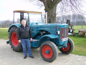 Hanomag R 460, Bj. 1961 - Reiner Horstmann