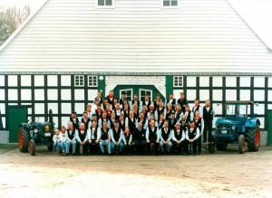 Klosterbauerschafter Alttraktoren-Freunde 1999